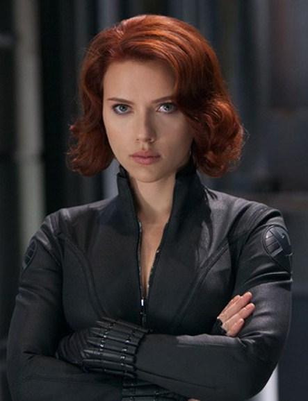 Super Yeah Its Going To Be Fun The Black Widow Scarlett Johansson Short Hairstyles Gunalazisus