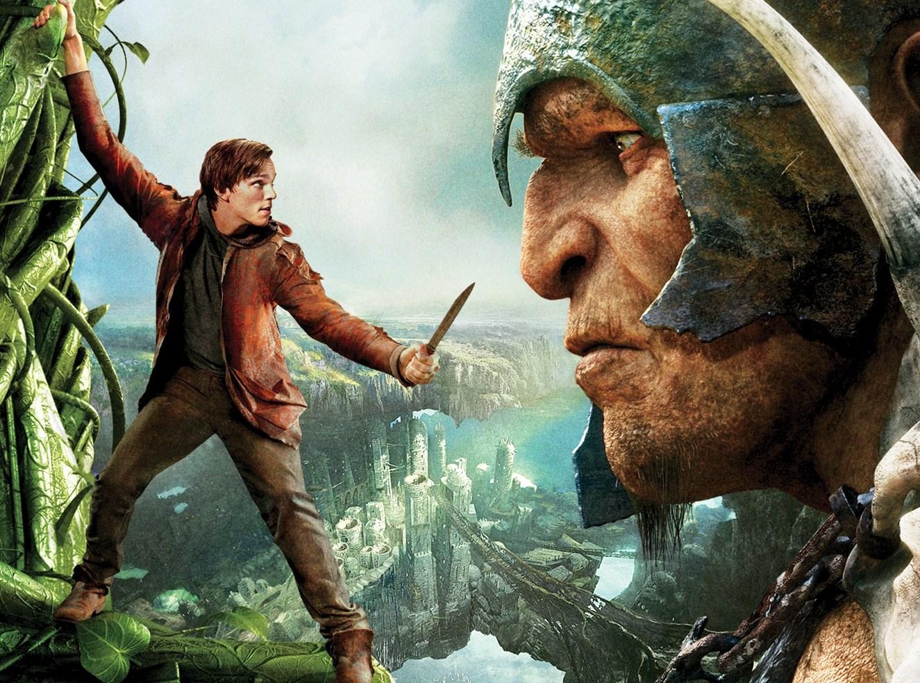 Джек покоритель великанов постер фильм скачать