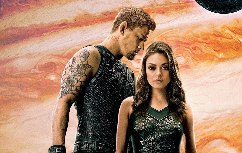 Jupiter Ascending Retina Movie Wallpaper: DVD Critics Corner