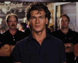 still-of-patrick-swayze-in-road-house-large-picture-2